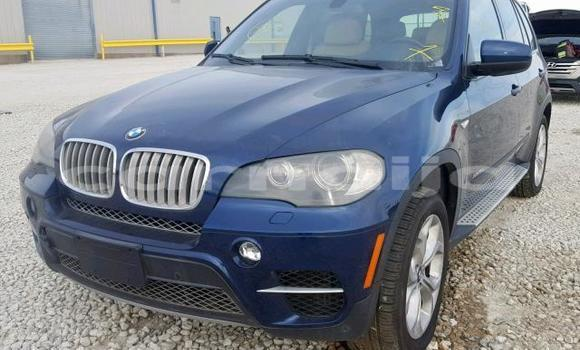 Buy Import BMW X5 Blue Car in Lagos in Lagos State