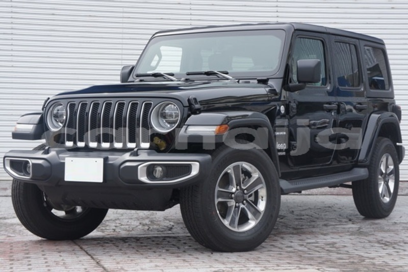 Big with watermark used car for sale in japan jeep wrangler 2019 4