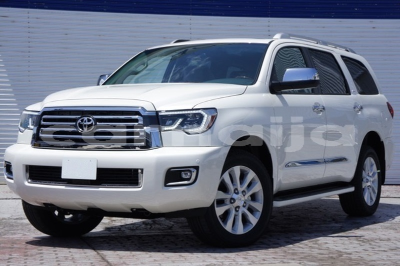Big with watermark used car for sale in japan toyota sequoia 2019 1