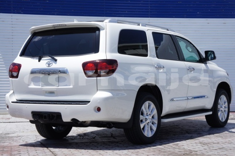 Big with watermark used car for sale in japan toyota sequoia 2019 10
