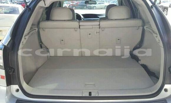 Buy Used Lexus RX 350 Silver Car in Lagos in Lagos State