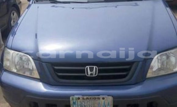 Buy Used Honda CR-V Blue Car in Port Harcourt in Rivers State