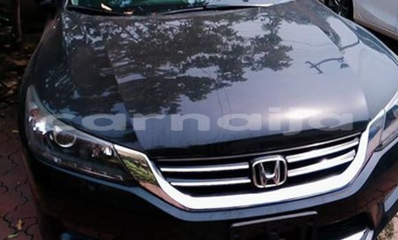 Buy Used Honda Accord Black Car in Lagos in Lagos State