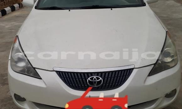Buy Used Toyota Solara White Car in Oyo in Oyo State