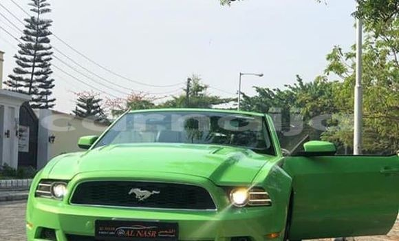 Buy Used Ford Mustang Green Car in Lagos in Lagos State