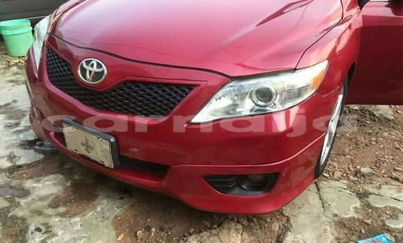 Buy Used Toyota Camry Red Car in Lagos in Lagos State