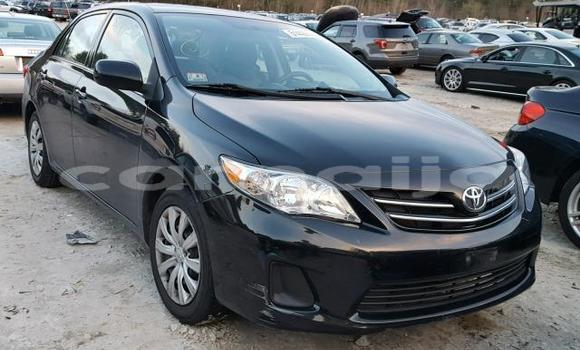 Buy Imported Toyota Corolla Black Car in Lagos in Lagos State