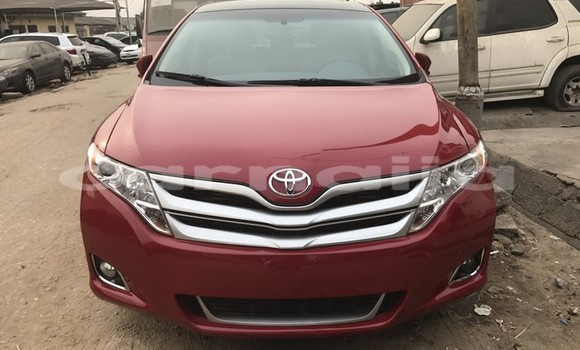 Buy Used Toyota Venza Red Car in Benin City in Edo