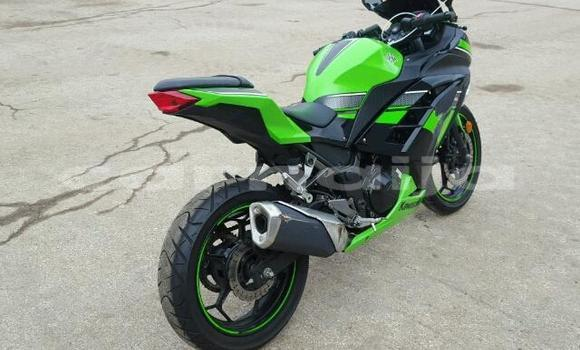 Buy Import Kawasaki KL Green Bike in Daura in Katsina