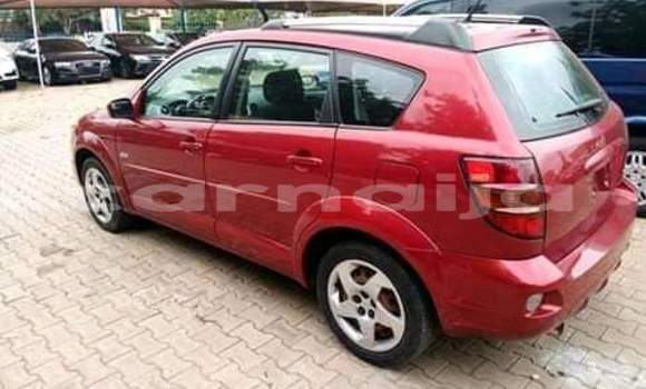 Buy Used Pontiac Vibe Red Car in Lagos in Lagos State