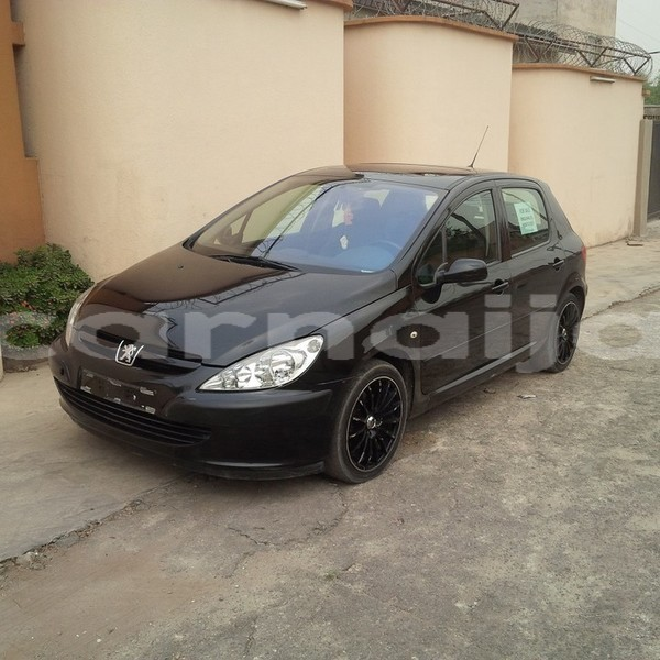 Big with watermark peugeot 307 sokoto state illela 3794