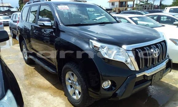 Buy Used Toyota Land Cruiser Prado Black Car in Enugu in Enugu State