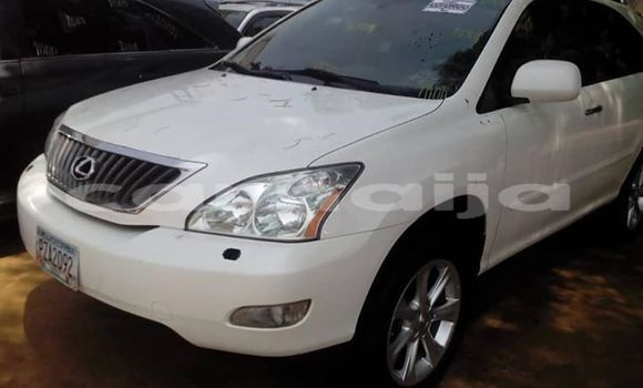 Buy Used Lexus RX 350 White Car in Lagos in Lagos State