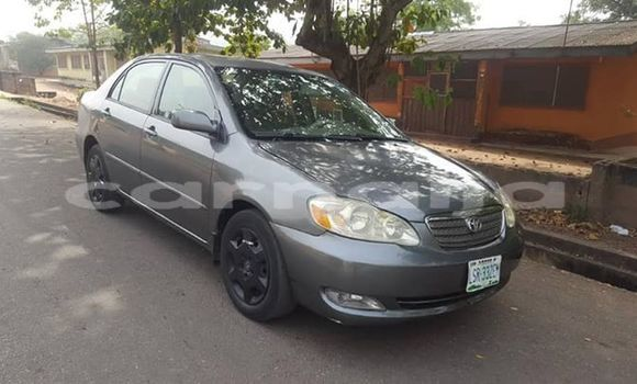 Buy Used Toyota Corolla Other Car in Oguma in Kogi State