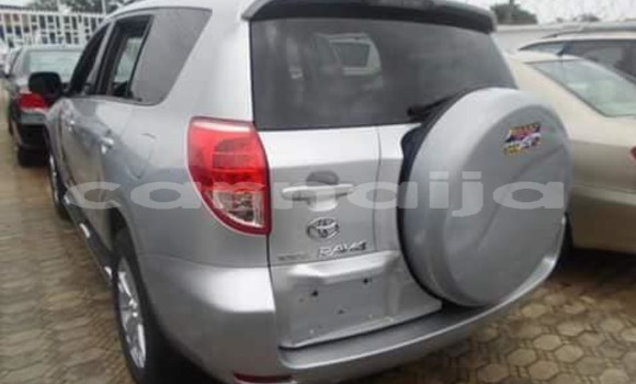 Buy Used Toyota RAV4 Silver Car in Lagos in Lagos State