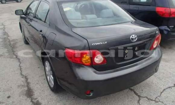 Buy Import Toyota Corolla Black Car in Abeokuta in Ogun State
