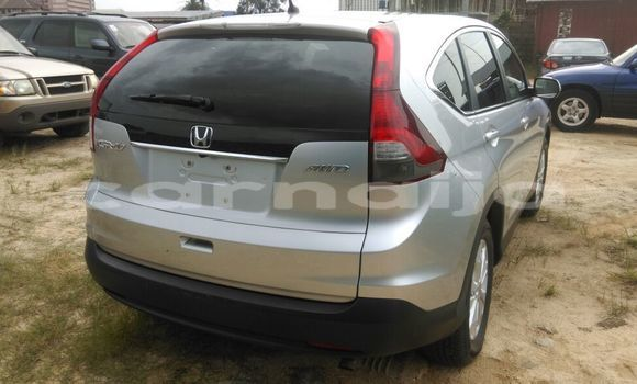 Buy Used Honda CR-V Silver Car in Lagos in Lagos State