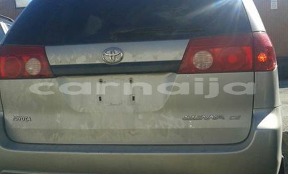 Buy Used Toyota Sienna Silver Car in Lagos in Lagos State