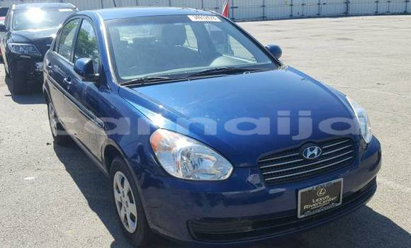 Buy Used Hyundai Accent Blue Car in Lagos in Lagos State