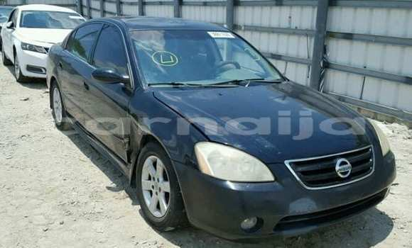 Buy Used Nissan Altima Black Car in Abua in Rivers State