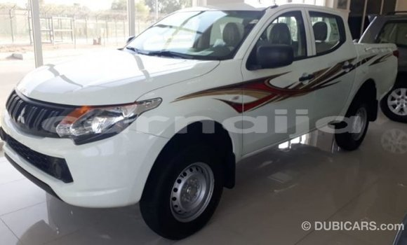 Buy Import Mitsubishi L200 White Car in Import - Dubai in Abia State