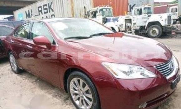Buy Used Lexus ES 300 Red Car in Lagos in Lagos State