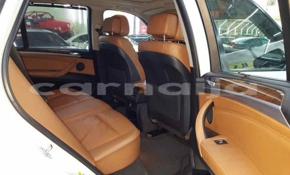 Buy Import BMW X5 White Car in Import - Dubai in Abia State