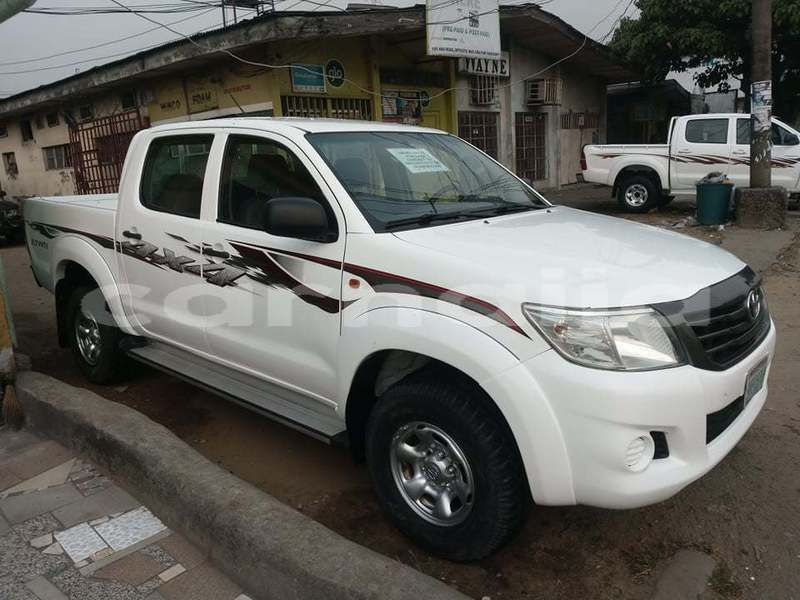 Big with watermark toyota hilux rivers state port harcourt 5336