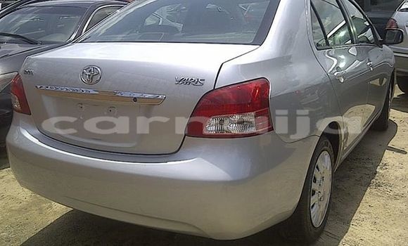 Buy Used Toyota Yaris Silver Car in Lagos in Lagos State