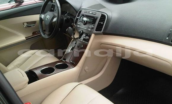 Buy Used Toyota Venza Brown Car in Lagos in Lagos State
