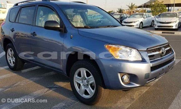 Buy Import Toyota RAV4 Blue Car in Import - Dubai in Abia State