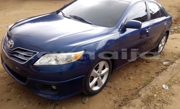 Buy Used Toyota Camry Blue Car in Lagos in Lagos State