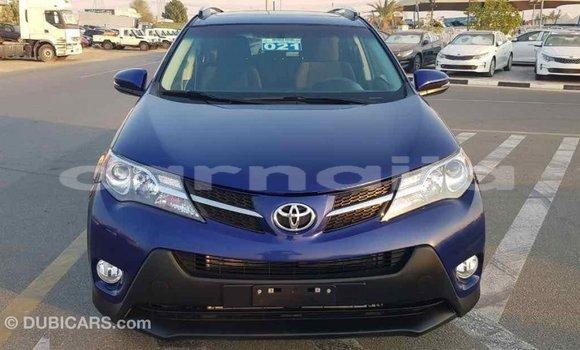 Buy Import Toyota RAV4 Blue Car in Import - Dubai in Abia State