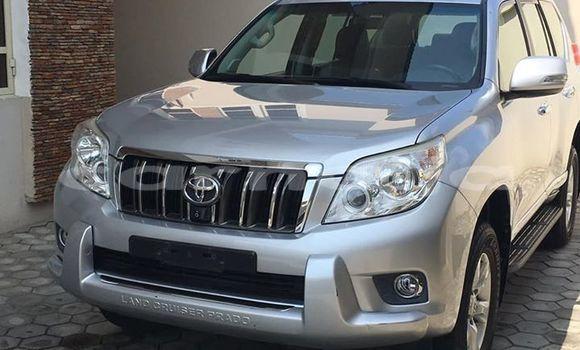 Buy Used Toyota Prado Silver Car in Lagos in Lagos State