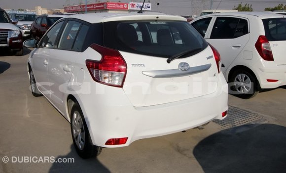 Buy Import Toyota Yaris White Car in Import - Dubai in Abia State
