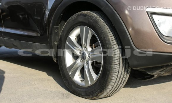 Buy Import Kia Sportage Brown Car in Import - Dubai in Abia State