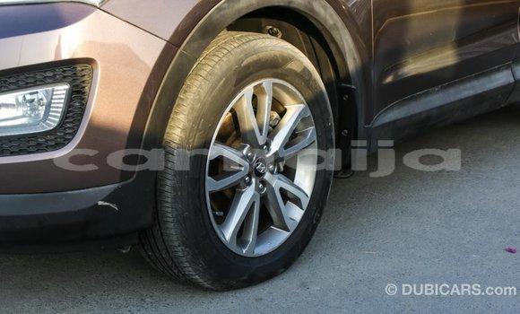Buy Import Hyundai Santa Fe Brown Car in Import - Dubai in Abia State