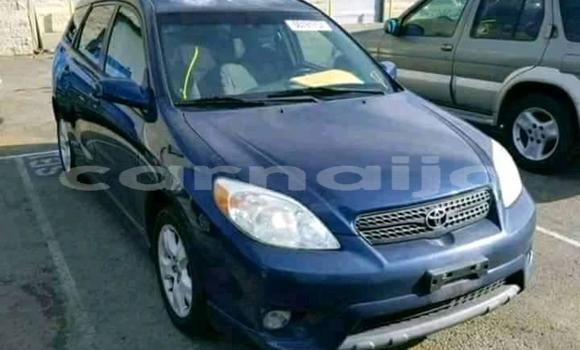 Buy Used Toyota Matrix Blue Car in Lagos in Lagos State