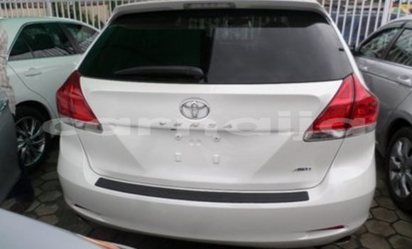 Buy Import Toyota Venza White Car in Abuja in Lagos State