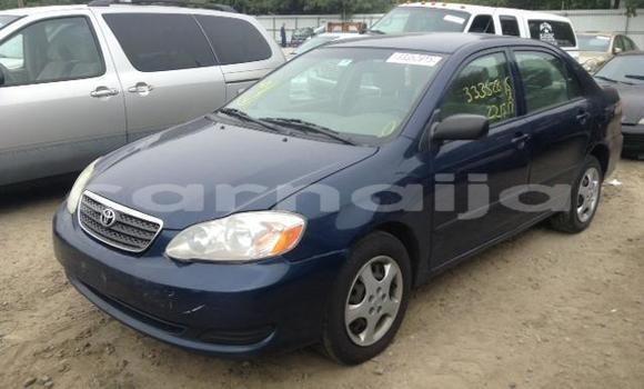 Buy Import Toyota Corolla Blue Car in Lagos in Lagos State