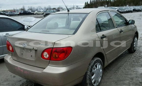 Buy Import Toyota Corolla Other Car in Abuja in Lagos State