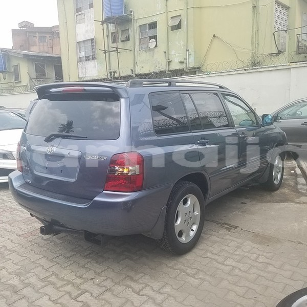 Big with watermark toyota highlander ogun state ipokia 6773