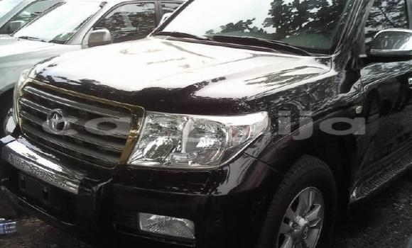 Buy Import Toyota Prado Black Car in Lagos in Lagos State