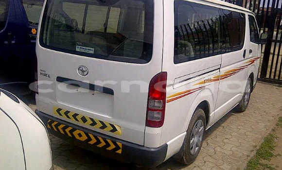 Buy Used Toyota HiAce White Car in Lagos in Lagos State