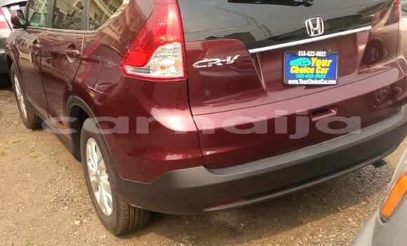 Buy Used Honda CR-V Red Car in Lagos in Lagos State