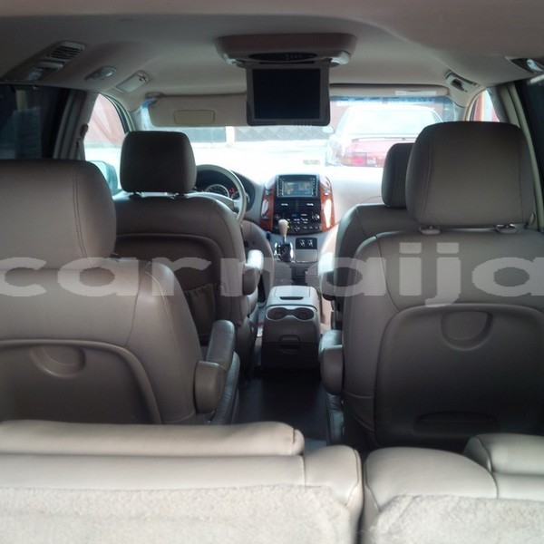 Big with watermark toyota sienna lagos state ikeja 6877