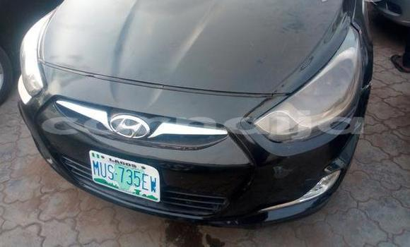 Buy Used Hyundai Accent Black Car in Ifako in Lagos State
