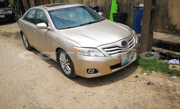 Buy Used Toyota Camry Beige Car in Lagos in Lagos State