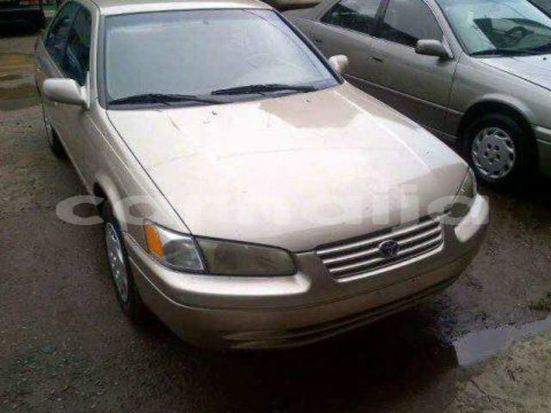 Buy Used Toyota Camry Brown Car In Abuja In Lagos State Carnaija