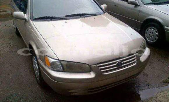 Buy Used Toyota Camry Brown Car in Abuja in Lagos State